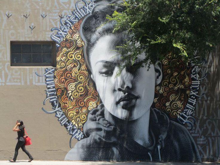O melhor da arte de rua - Retrospectiva 2011 - Metamorfose Digital