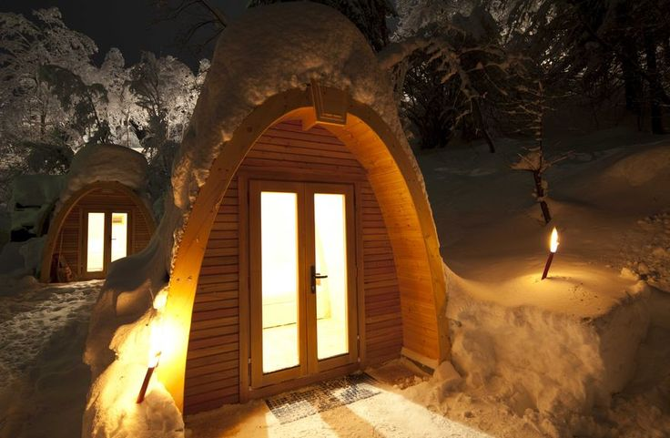 For rent: POD-Houses close to Flims, Graubünden