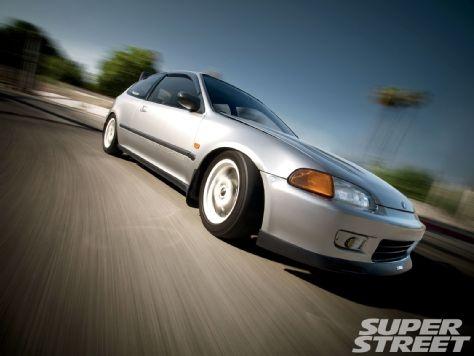 1995 Honda Civic Si
