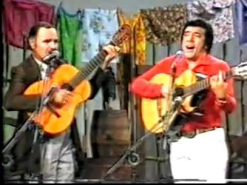 Tibagi e Miltinho no Viola Minha Viola em 1980