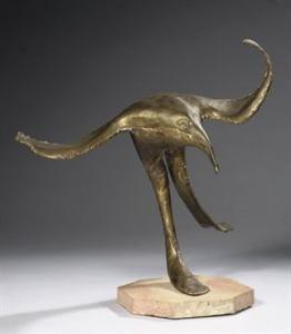 Oiseau by Reinhoud D'Haese