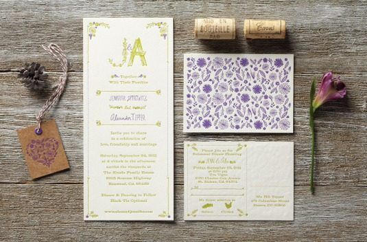 """Ice Cream Social Shoppe, an Antoinette Exclusive featured on """"Where to Find Creative, Unique #Wedding Invitations in NYC."""" #racked #newyork #antoinettevintage #vintage #shop #press #shoutout #brooklyn #letterpress"""