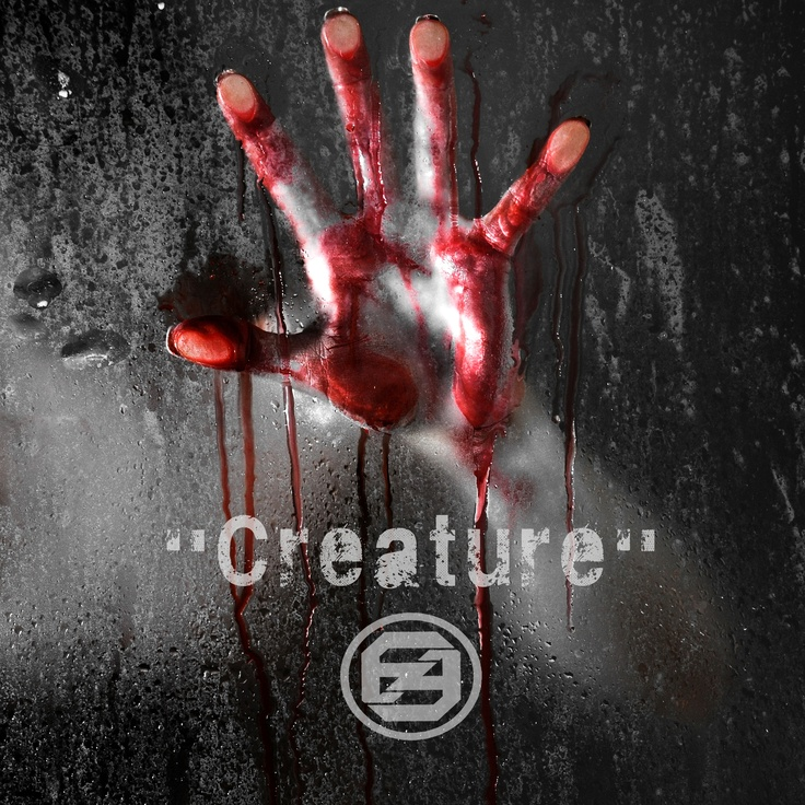 "Cover art for the single ""Creature"" from Fades Away - available digitally on 5/28/13!"