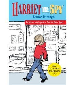 Book Harriet the Spy by Louise Fitzhugh