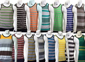 Tank Tops for Men , Made in USA. muscle fashion tanks , 50/50 material 15 styles