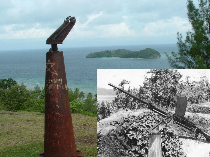 Pin on WW2 - Guadalcanal Then and Now