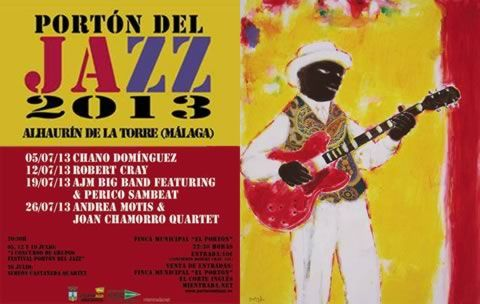 Robert Cray and Chano Dominguez to play Porton del Jazz 2013 - Andalucia Music Scene