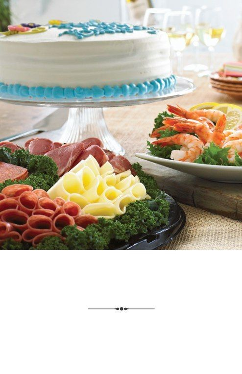 BJ's Wholesale Club - Party Planning 2012 Catalog - Page 1