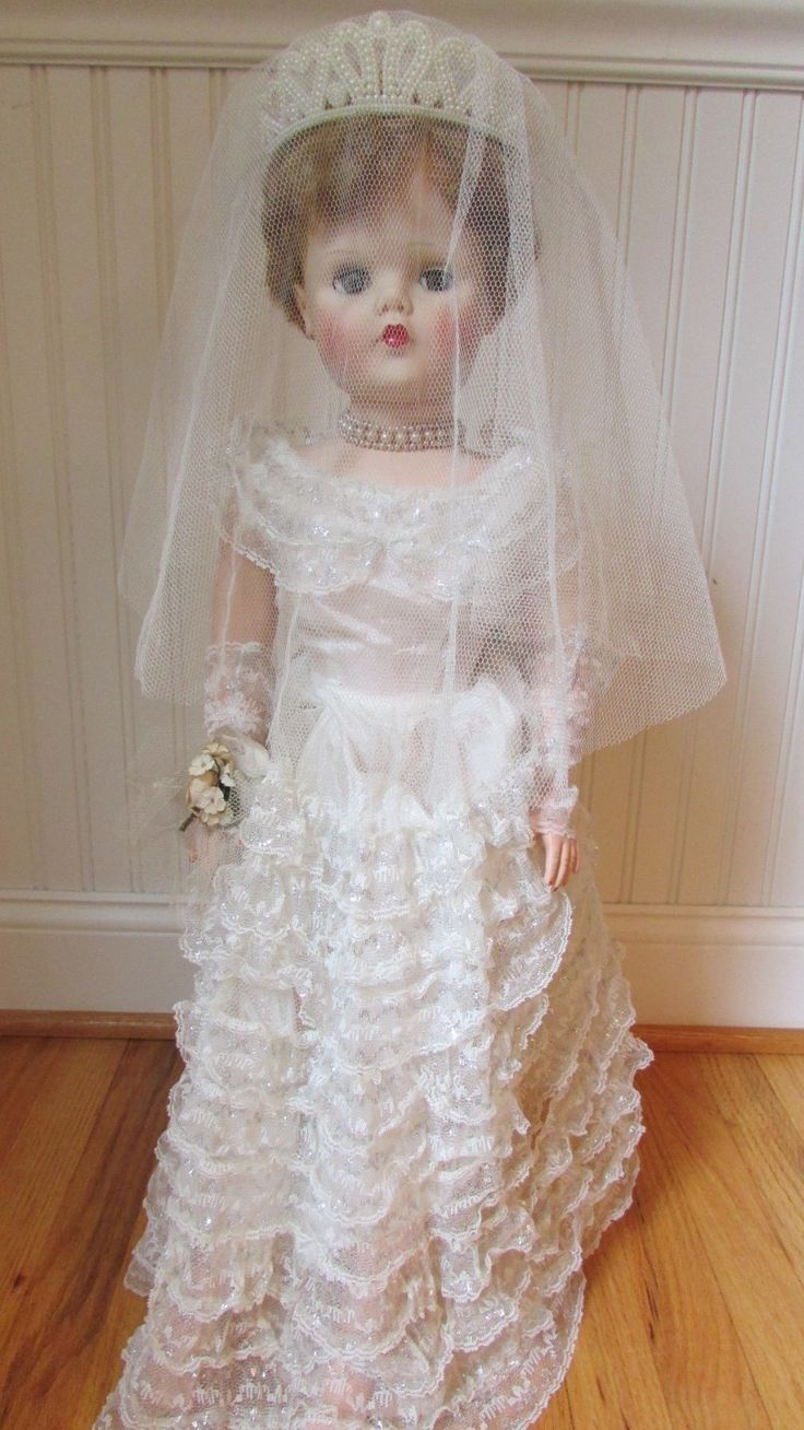 Beautiful Bride Doll This Glamorous 109