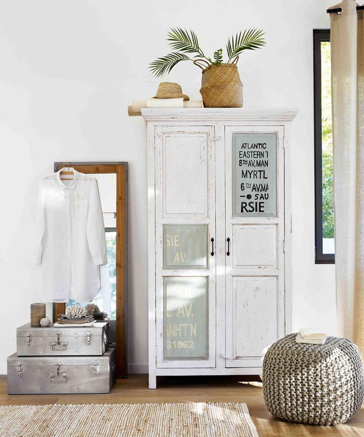 maison du monde tagre trendy cachepot sur pied en ciment. Black Bedroom Furniture Sets. Home Design Ideas