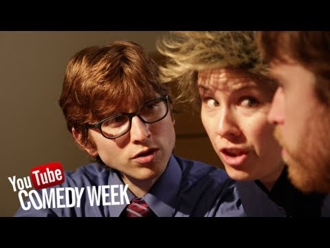 The History of YouTube by The Gregory Brothers (YouTube Comedy Week) hahaha....