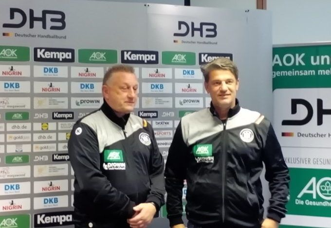 Handball WM 2017 Deutschland: Zum Abschluss des Lehrgangs der deutschen Handball-Nationalmannschaft der Frauen sowie vor den beiden Test-Länderspielen gegen Vize-Welt- und -Europameister Niederlande am Wochenende in Magdeburg sowie Berlin gab der DHB in Leipzig eine Pressekonferenz, auf der Bundestrainer Michael Biegler Fragen beantwortete.