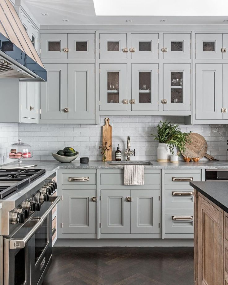 """207 Likes, 2 Comments - Farmhouse Pottery® (@farmhousepottery) on Instagram: """"Moving into this kitchen FOREVER. ✨ @beckymshea design love."""""""