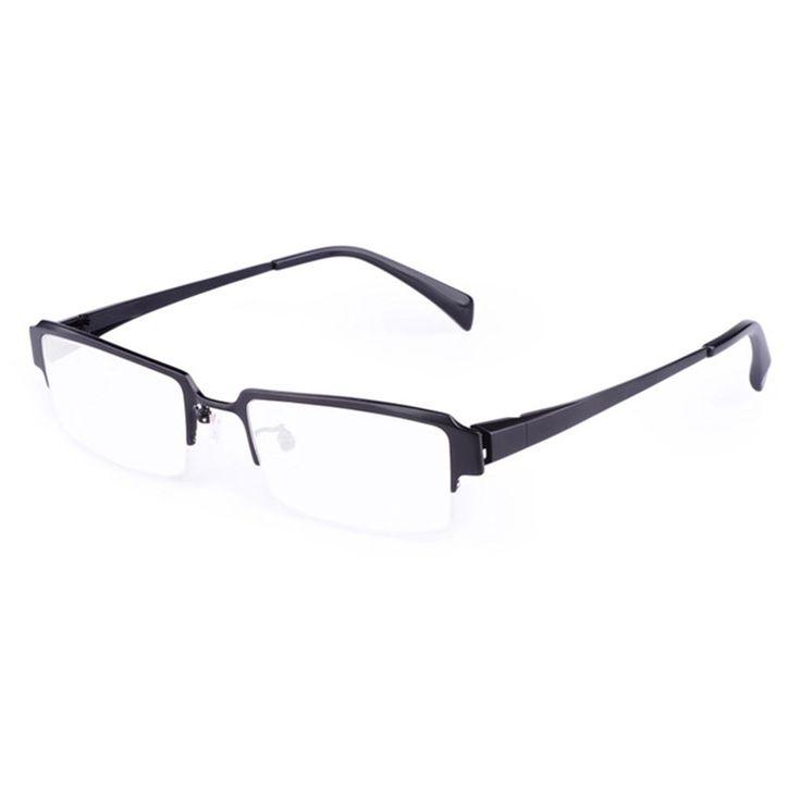 High Quality Business Titanium Men Eyeglasses Frame Prescription Glasses Optical Eyewear for Men Spectacles Frames