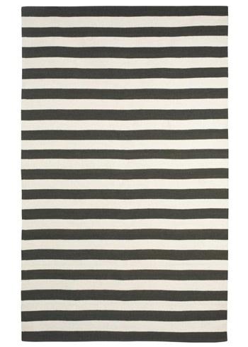 black draper stripe rug more black and white stripe rug black and