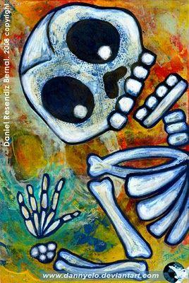 Poesia Infantil i Juvenil: Poesía para el Dia de Muertos