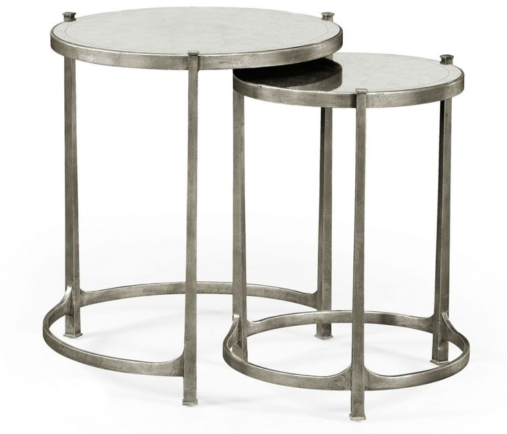 Small Silver Side Table - Home Office Furniture Sets Check more at http://www.nikkitsfun.com/small-silver-side-table/