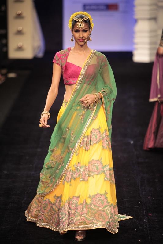 Neeta Lulla for Sangeet maybe......