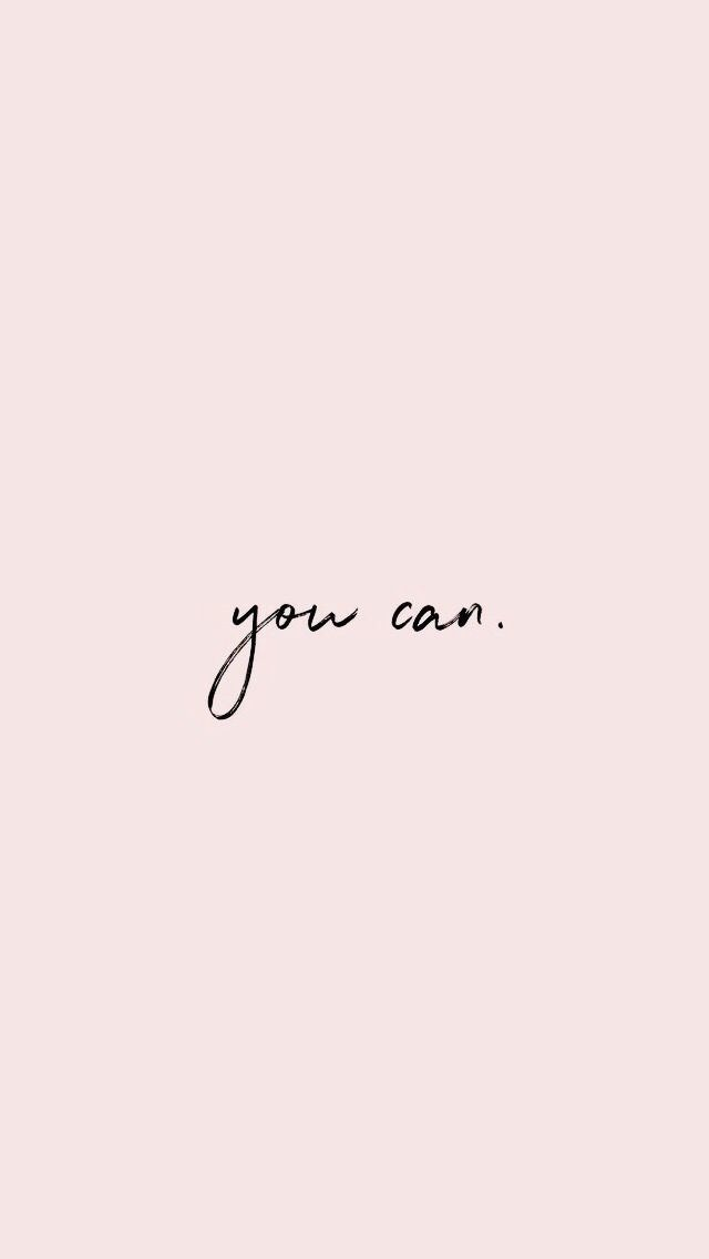 You Can #wallpaper #background