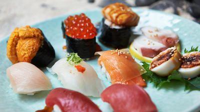Best sushi in NYC at Japanese restaurants for sashimi and nigiri