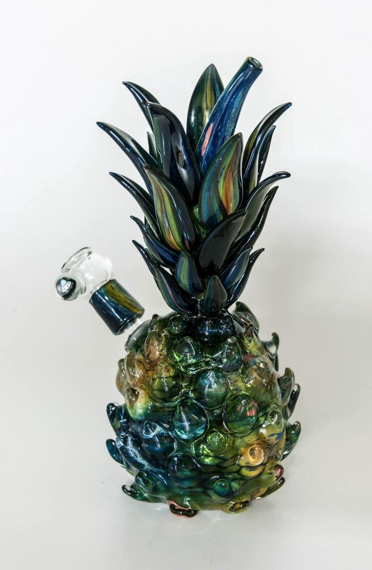 #pineapple #bong #weed #glass #dope