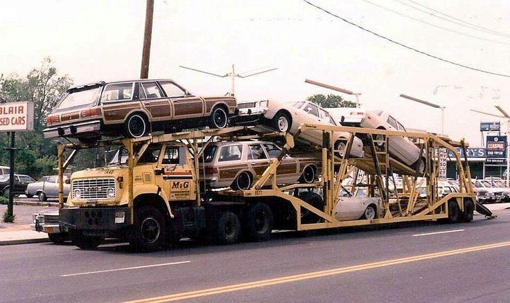 Mopar delivery… Wagons and Aspen police cars Mopar Monday