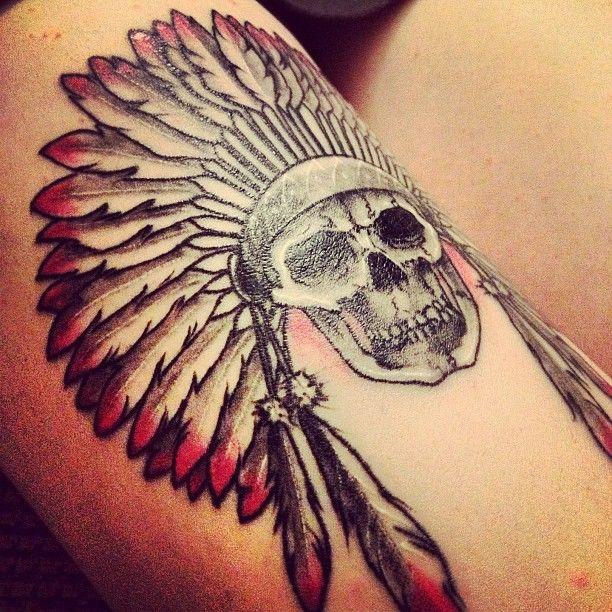 116 best skulls skeletons more skulls images on pinterest for Smile more tattoo