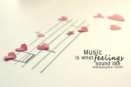 makes me sing