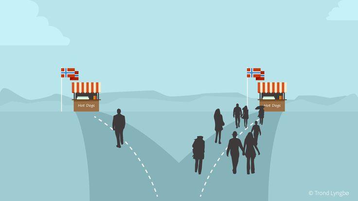 Det spiller ingen rolle hva du selger eller hvor butikken din befinner seg. Hvis du vil at bedriften din skal lykkes, må du tilpasse deg den nye kundeadferden. Du må være synlig på Google og andre søkemotorer på tvers av kanaler. Dette skal vi se nærmere på i dette blogginnlegget.