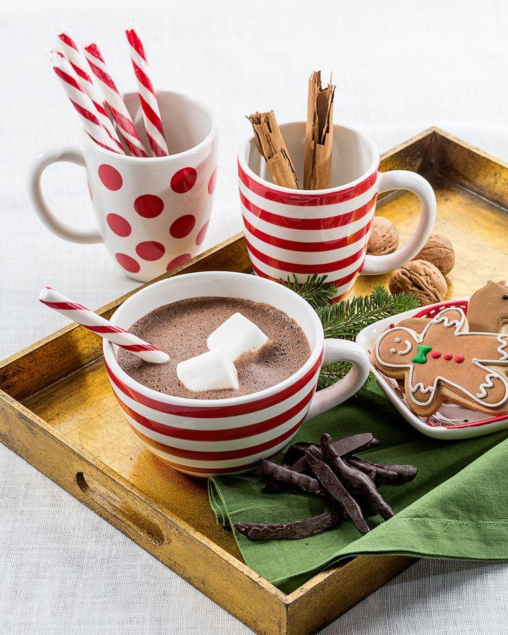 ¡Que viva el chocolate caliente y las galletas de jengibre! #LaNavidadDeLasCasas #easytienda #tiendaeasy #Navidad2016 #Easy