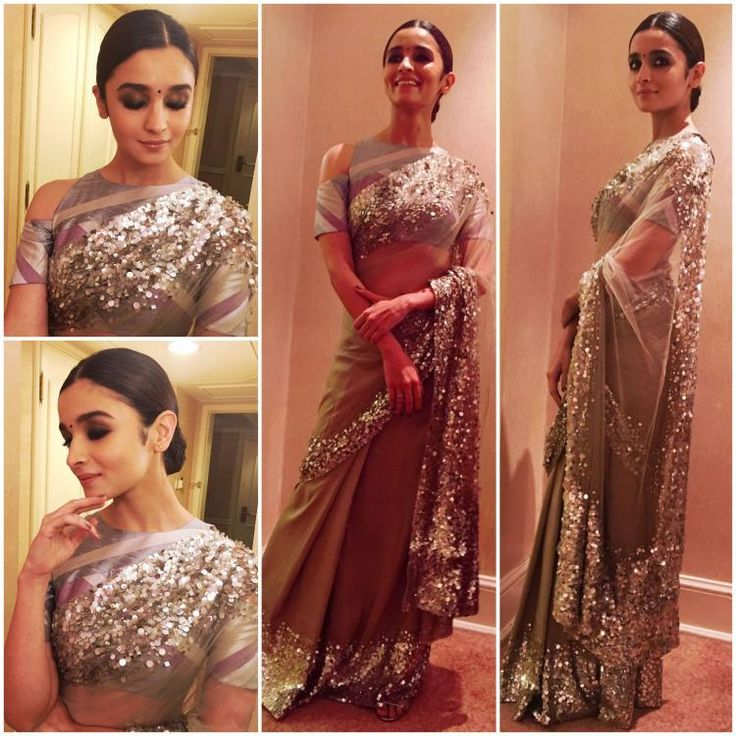 Yay or Nay : Alia Bhatt in Manish Malhotra
