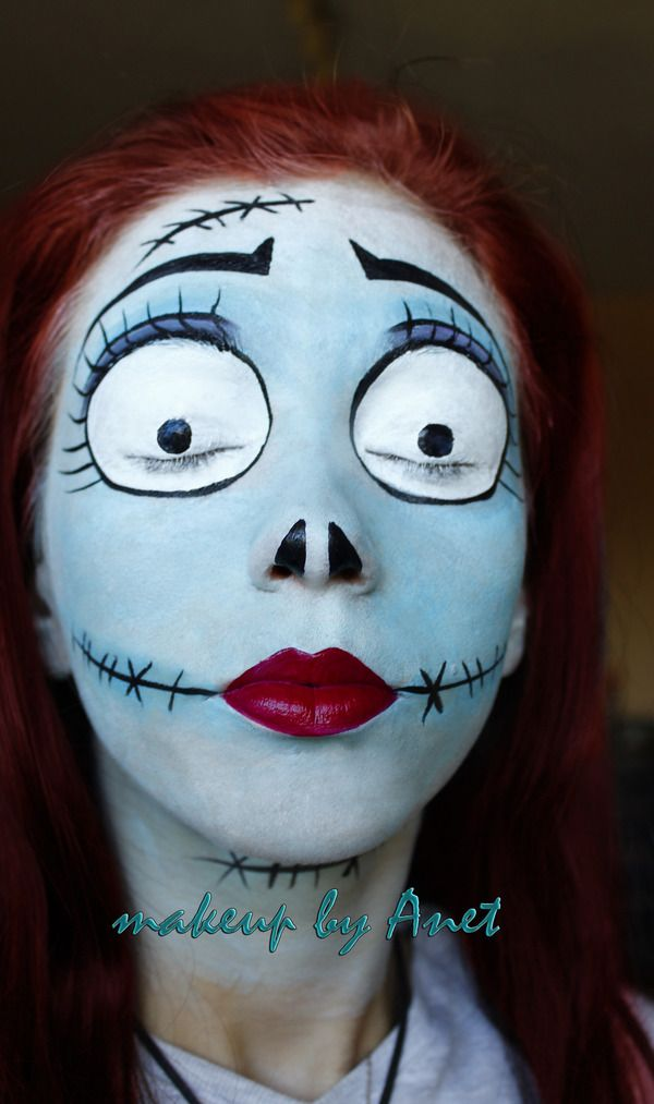 Os proponemos algunos disfraces para este Halloween ¡¡Impresionantes!!  Nightmare Before Christmas - Sally