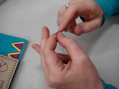 Irish Crochet Lace - Clones Knot