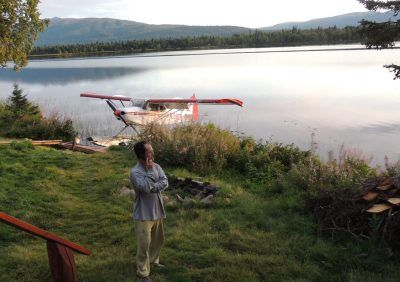 Off-Grid Life In Alaska, With No Roads | Off The Grid News