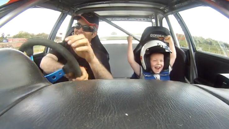 Rallye-Fahrt im Subaru: Der junge Wilde kommt!