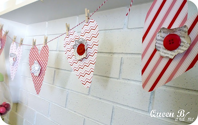 Valentines Paper Craft tutorials.. (cheap and easy)