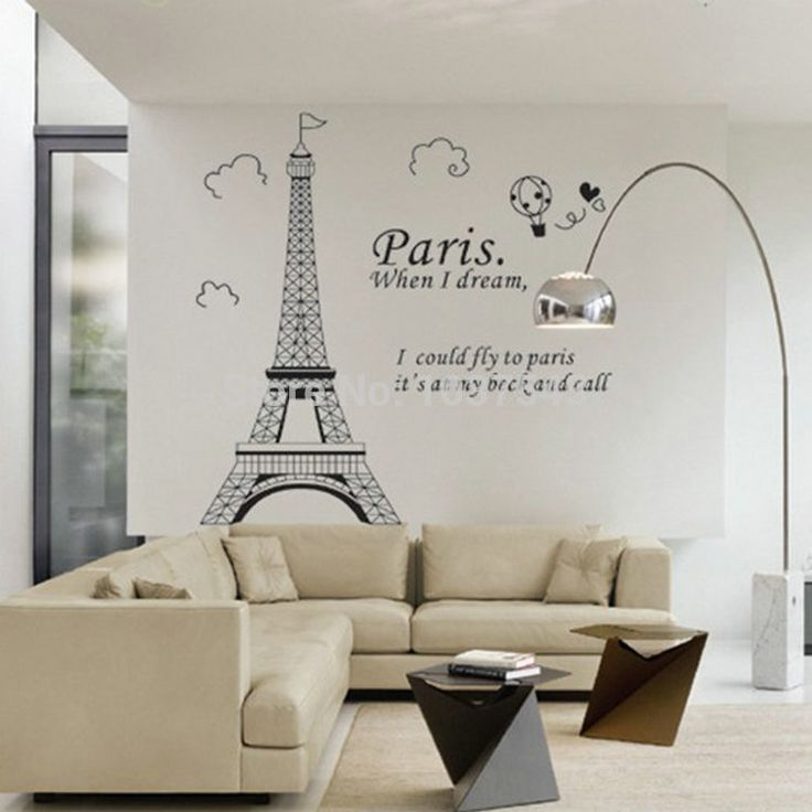 Cheap stickers ducati, Buy Quality stickers long directly from China stickers color Suppliers: New Eiffel Tower Design Wall Sticker Removable Wall Stickers Decal Room Decoration Free Shipping       Products D