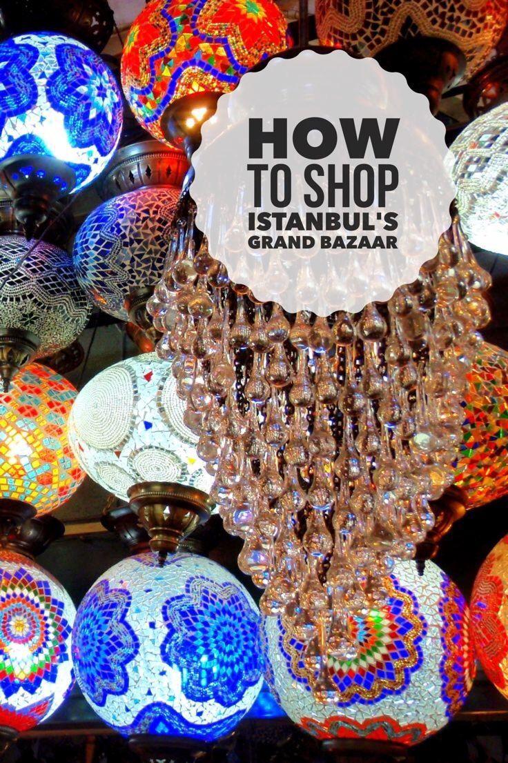 Savvy Shopping in Istanbul's Grand Bazaar – yuki kazak