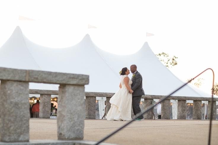Cape Cod Wedding - Pilgrim Monument, Provincetown, MA