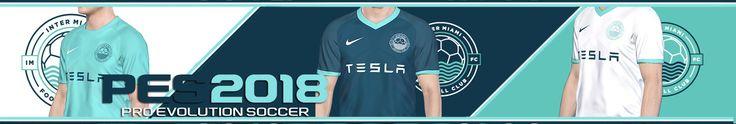 Pro Evolution Soccer Kits