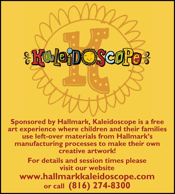 Looking for FREE fun this summer? Kaleidoscope is an amazing art center provided by Hallmark! This awesome art haven is located in Crown Center and FREE for all kids and parents! Hallmark donates their scraps and supplies from Crayola for your kids to create with and take home! // For more family resources visit www.ifamilykc.com :)