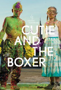 Best Documentary, Feature Nominee - Cutie and the Boxer Zachary Heinzerling and Lydia Dean Pilcher