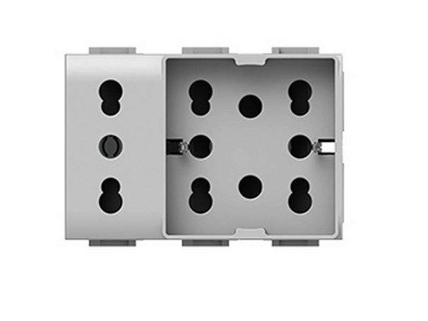 3 Fach Steckdose SIDE UNIKA XL by 4 BOX