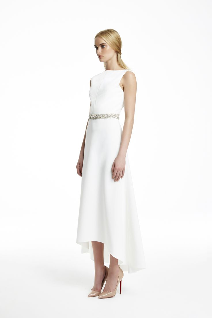 AW15 // DUCHESS BRIDAL GOWN IVORY