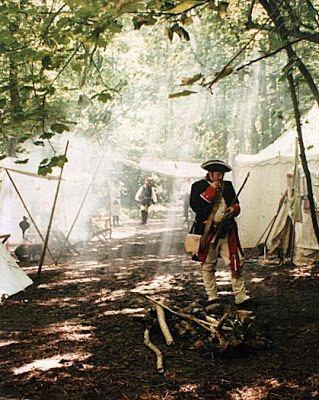 Bath Native camp