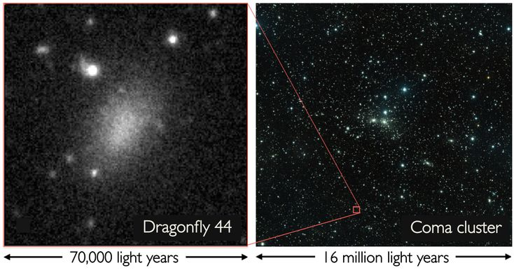 "When you spot a galaxy in a telescope, you know it -- galaxies are bright, dense collections of millions of stars, often in a spiral or orb shape, held tightly together by gravitational forces. But now scientists have discovered a new kind of galaxy, which they call ""fluffy"" and ""wispy."" No one is sure how they've come to be."