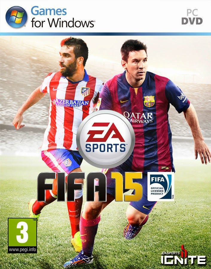 FIFA 2015 Ultimate Team Free Download For PC | Games & Softwares Free Download