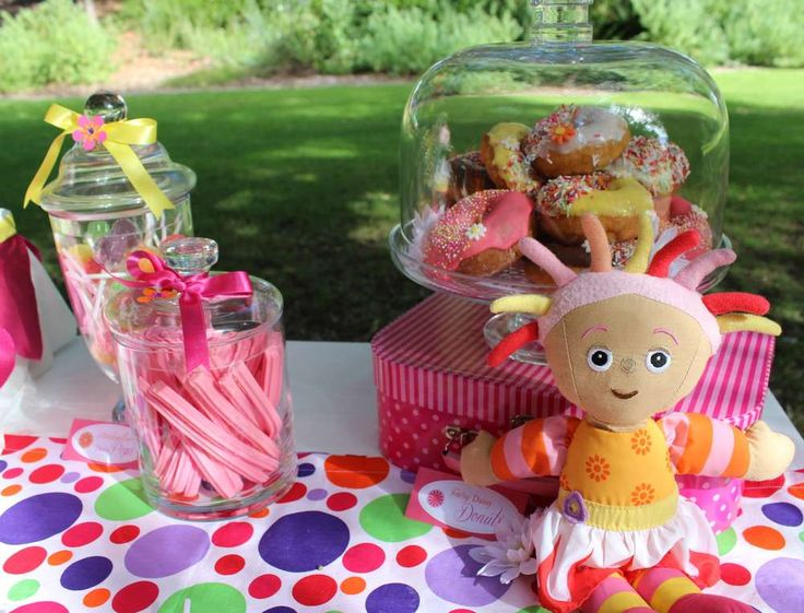 47 best Themes In The Night Garden Party images on Pinterest