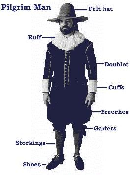 Pilgrims Vs. Today: What Is Worn to Thanksgiving? - https://twitter.com/tuxedorental1/status/587442599406866432