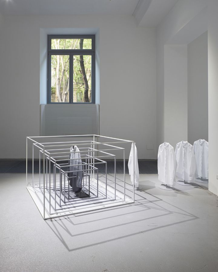 COS fashion brand installation by Nendo, Milan – Italy » Retail Design Blog